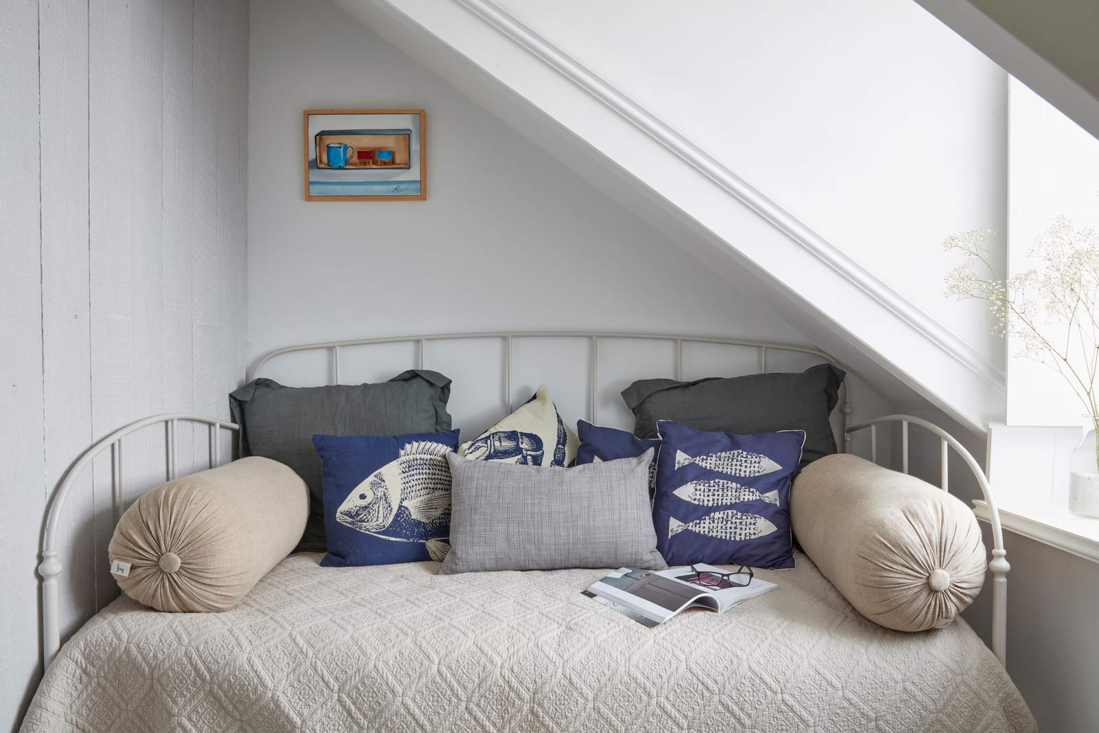 luxury holiday cottage in mousehole cornwall time to relax