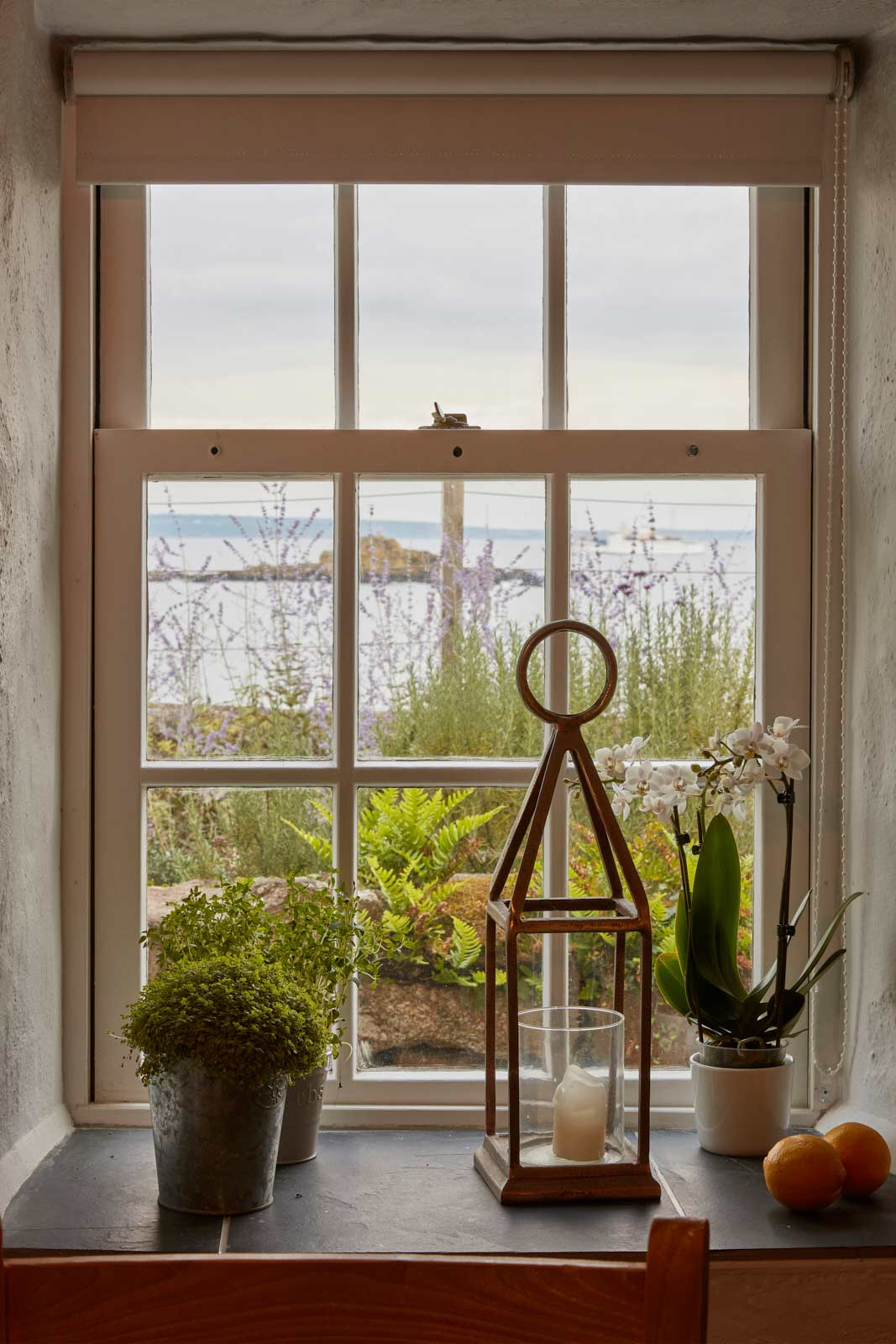 luxury holiday cottage in mousehole cornwall sea view