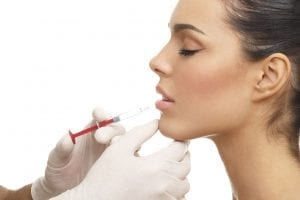 lip filler injection at Askin Clinic